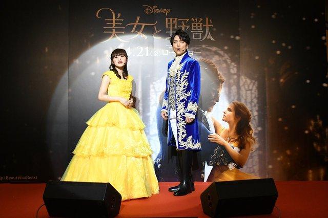 映画『美女と野獣』日本版デュエットソングお披露目イベント_2