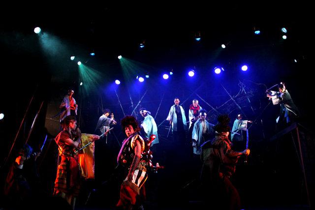 『龍よ、狼と踊れ』舞台写真_8
