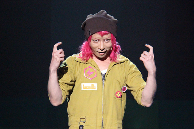 『スーパーダンガンロンパ2 THE STAGE~さよなら絶望学園~2017』公開ゲネプロ_7