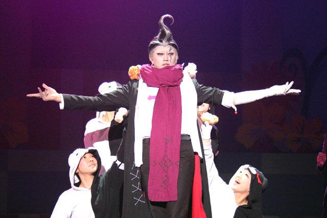 『スーパーダンガンロンパ2 THE STAGE~さよなら絶望学園~2017』公開ゲネプロ_8