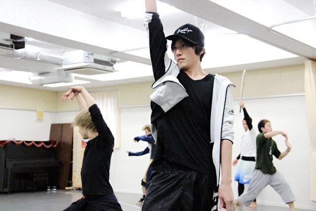 『TRICKSTER~the STAGE~』公開舞台稽古_11