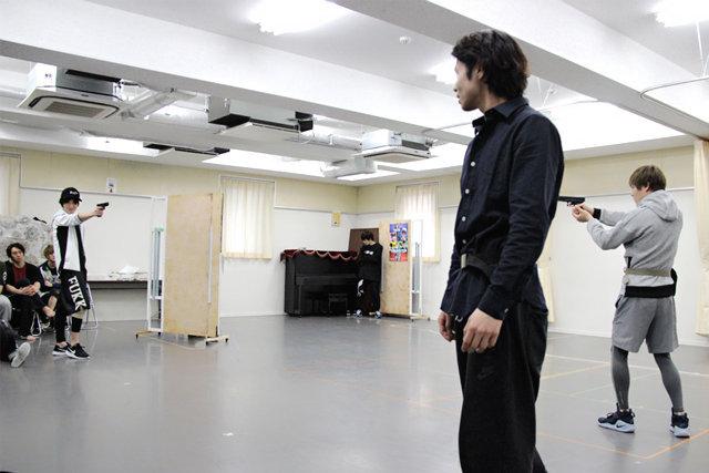 『TRICKSTER~the STAGE~』公開舞台稽古_2
