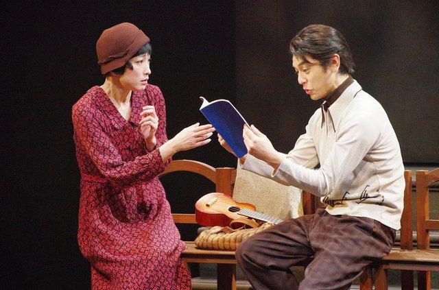 『キネマと恋人』舞台写真