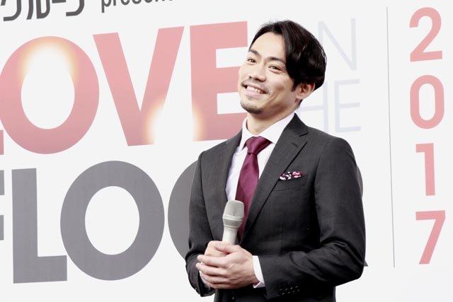 『LOVE ON THE FLOOR 2017』スペシャルトークショー_2