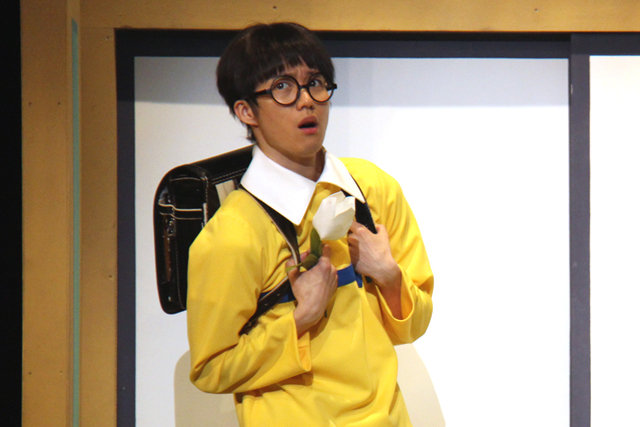 舞台版「ドラえもん のび太とアニマル惑星(プラネット)」舞台写真_5