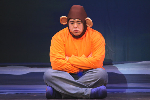 舞台版「ドラえもん のび太とアニマル惑星(プラネット)」舞台写真_9