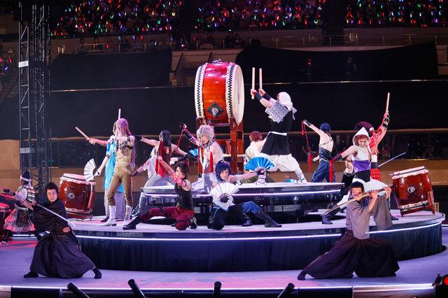 ミュージカル『刀剣乱舞』~真剣乱舞祭 2016~上映会をBlu-ray&DVD発売記念イベントとして5月に開催