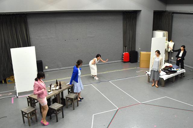 『野良女』稽古場レポート_5