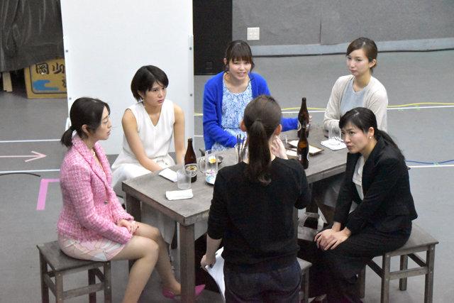 『野良女』稽古場レポート_6