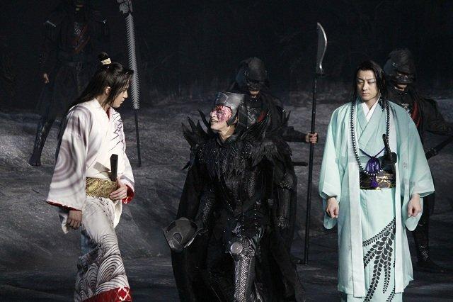 劇団☆新感線『髑髏城の七人』Season花_小栗旬&山本耕史&成河