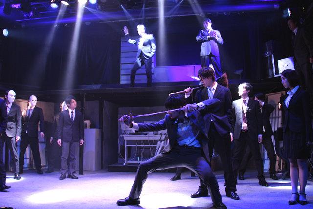 『ファイティングリーマン』舞台写真_2
