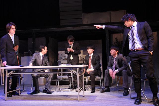 『ファイティングリーマン』舞台写真_8