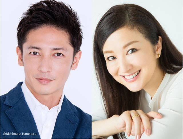 舞台『危険な関係』玉木宏&鈴木京香