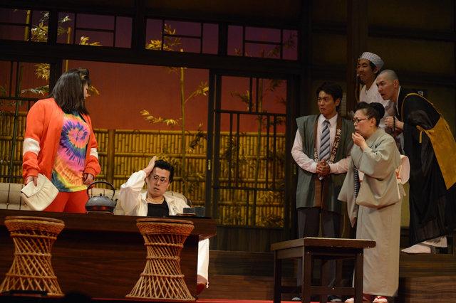 タクフェス春のコメディ祭『わらいのまち』舞台写真_2