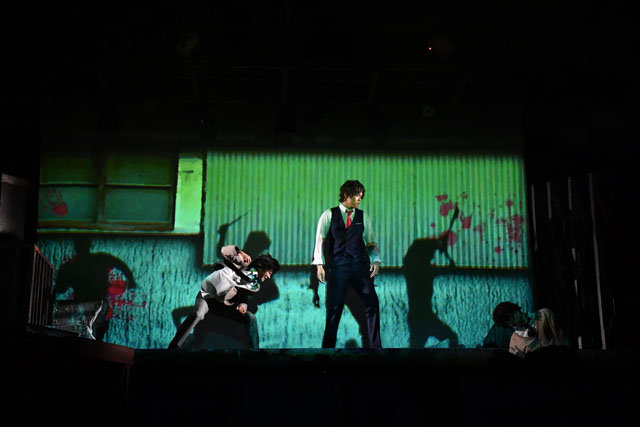 『桜龍』舞台写真_6