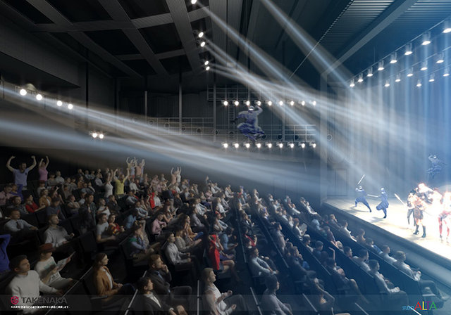 「オルタナティブシアター」こけら落とし公演は横内謙介と岡村俊一がタッグを組むパフォーマンスショー!