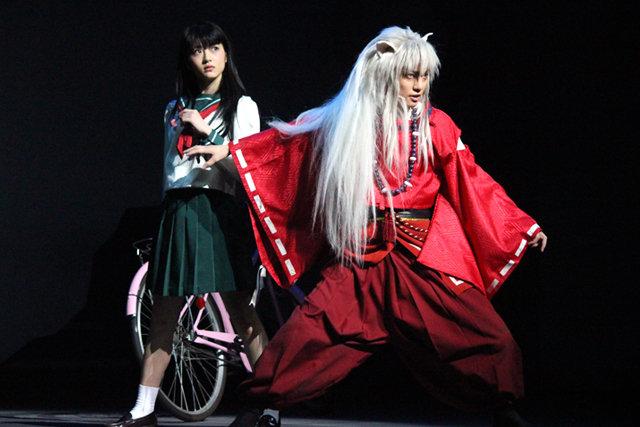 『犬夜叉』開幕!3度目の主演舞台で金爆・喜矢武豊「まずは自分ががんばる姿を見せたい」