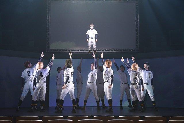 小澤廉「これまで戦ってきた皆の気持ちを背負って!」『ダイヤのA The LIVE IV』開幕