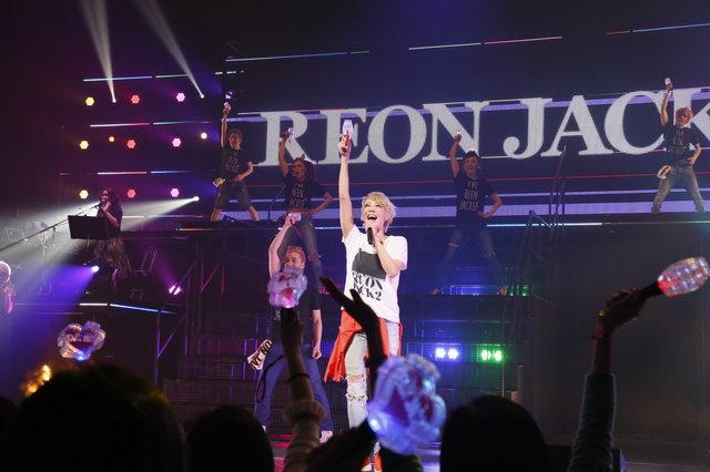 「レオンにジャックされたかな!?」柚希礼音ソロコンサート『REON JACK2』レポート