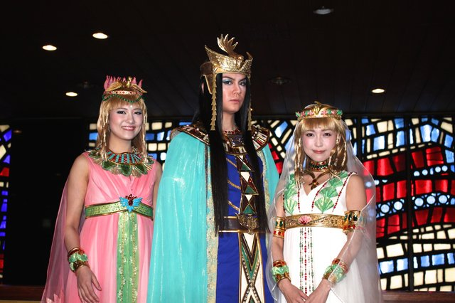 少女漫画の金字塔『王家の紋章』再演いよいよ開幕!浦井健治「キャロルとメンフィスのラブ度が上がっている」