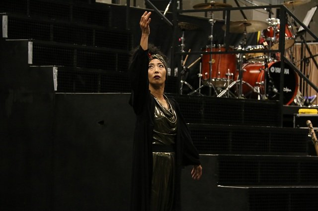 『REON JACK2』稽古場レポート_YOSHIE