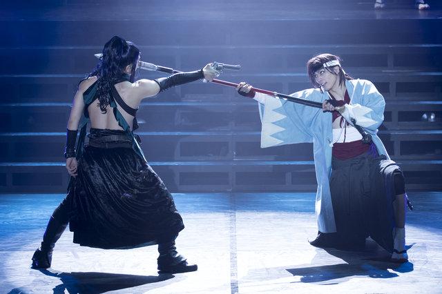 ミュージカル『薄桜鬼』原田左之助 篇のゲネプロ写真到着!東京公演ではプレ公演も決定