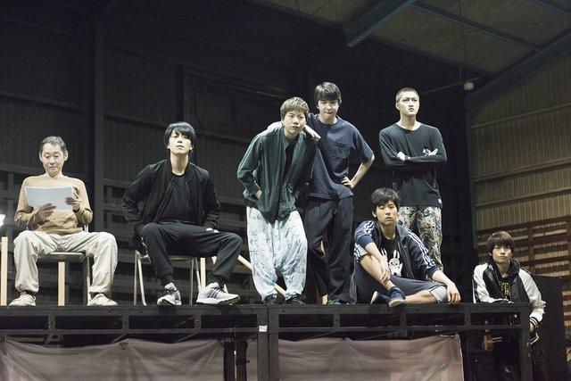 舞台『男水!』稽古場レポート_5