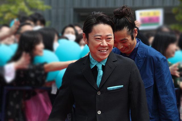 劇団☆新感線『髑髏城の七人』Season 鳥 製作発表会見_阿部サダヲ&森山未來
