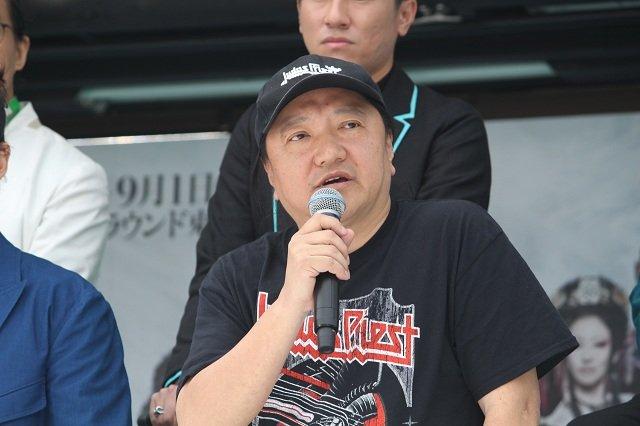 劇団☆新感線『髑髏城の七人』Season 鳥 製作発表会見_いのうえひでのり