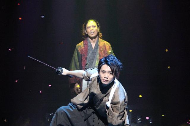 Da-iCE花村想太「緊張よりも解放感」舞台『ちるらん 新撰組鎮魂歌』東京公演ついに開幕!