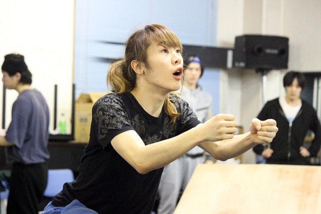 『破壊ランナー』稽古場レポート_5
