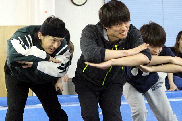 『破壊ランナー』稽古場レポート_6