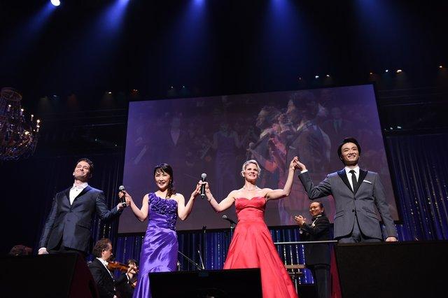 再放送間近!井上芳雄、濱田めぐみがブロードウェイのスターと共演した『トニー賞コンサート in TOKYO』の見どころをプレイバック!