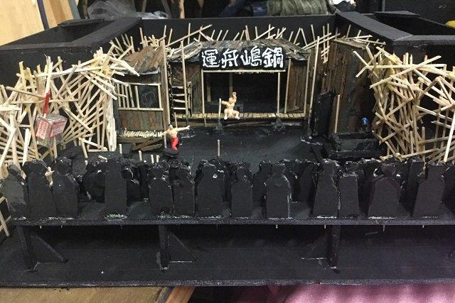 桟敷童子『蝉の詩』稽古場レポート_7