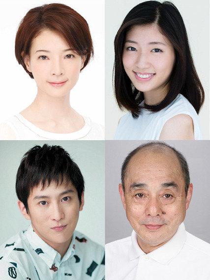 中谷美紀主演の『黒蜥蜴』相楽樹、朝海ひかる、たかお鷹、成河ら全キャスト発表
