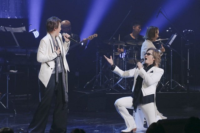 北翔海莉&石井竜也『The Vocalist Premium Concert Celebration Night』_3