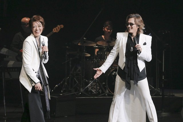 北翔海莉&石井竜也『The Vocalist Premium Concert Celebration Night』_6