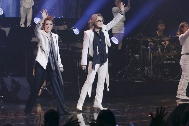 北翔海莉&石井竜也『The Vocalist Premium Concert Celebration Night』_7