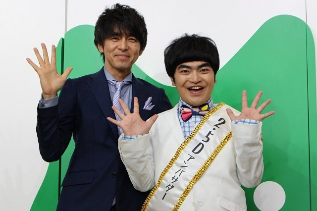 「2.5Dアンバサダー」就任式_松田誠氏&加藤諒