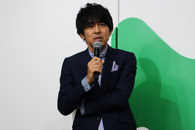 「2.5Dアンバサダー」就任式_松田誠氏