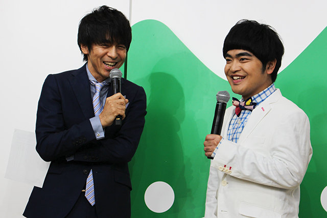 「2.5Dアンバサダー」就任式_松田誠氏&加藤諒_2