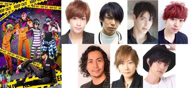 赤澤燈、北園涼らで『ナンバカ』舞台化!アニメで声優を務める汐崎アイル、Kimeru、奥山敬人も同役で出演