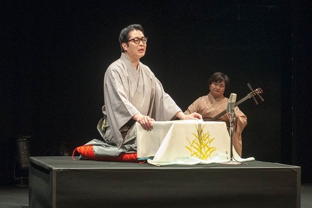 『実験落語neo~シブヤ炎上まつり~』_玉川太福&玉川みね子