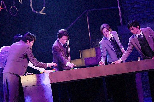 舞台『ジョーカー・ゲーム』舞台写真_5