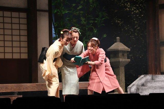 『咲くは江戸にもその素質』舞台写真_2