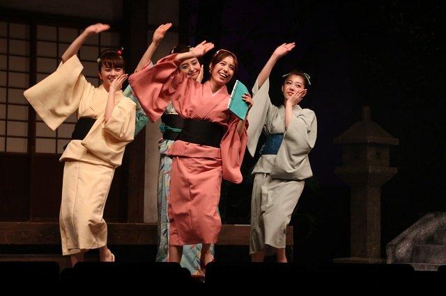 """=""""『咲くは江戸にもその素質』舞台写真_6"""