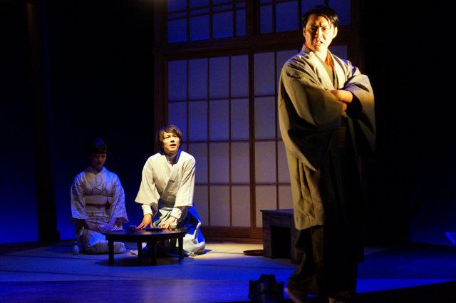 文劇喫茶シリーズ第一弾『それから』舞台写真_10