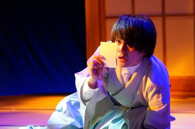 文劇喫茶シリーズ第一弾『それから』舞台写真_11