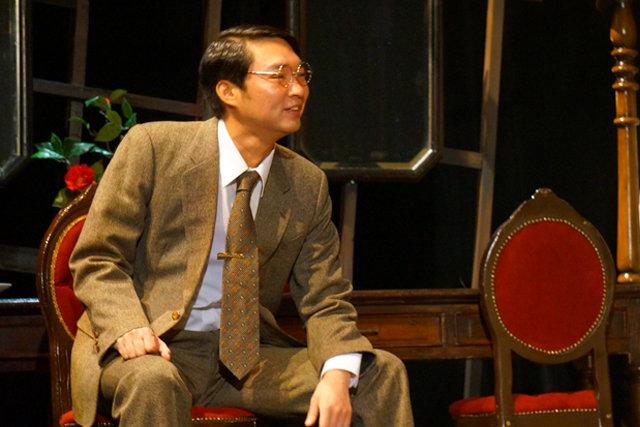 文劇喫茶シリーズ第一弾『それから』舞台写真_3
