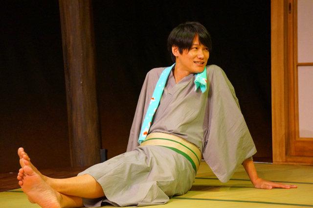 文劇喫茶シリーズ第一弾『それから』舞台写真_5